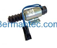 Elettrostart Solenoid, Stopmagneet, 24V (E521AM1K) for IVECO E521AM1K